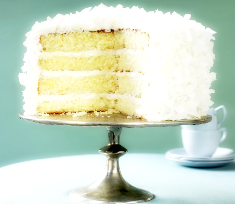 coconut cake, recipe,